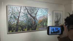Art and Augmented Reality, courtesy of Trevor Jones